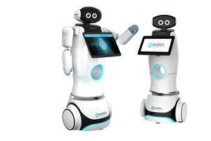 Tỉ phú giàu nhất Philippines sắp tung robot vào nhiều trung tâm mua sắm