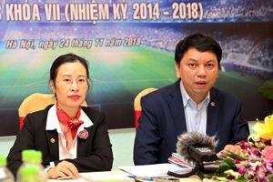 Đại hội Liên đoàn Bóng đá Việt Nam khóa 8 vào ngày 8.12