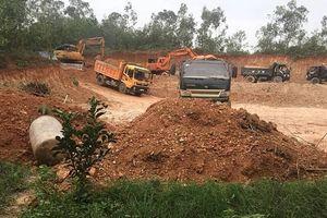Kỳ 3: UBND huyện Nam Đàn 'bó tay' trước sai phạm tại dự án Trung tâm thể dục thể thao Thành Công