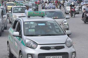 Bộ Giao thông vận tải không đồng ý việc Hà Nội chọn 'màu áo' cho taxi