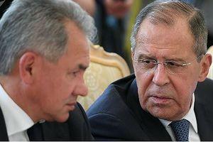 Nga cảnh báo Mỹ: 'Không nghe ngoại giao sẽ phải nghe quân sự'