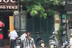Chạy thận 9 người chết: Giám đốc Thiên Sơn khiếu nại việc bị khởi tố