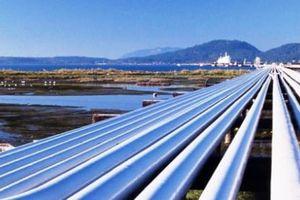 Sinopec khánh thành đường ống dẫn khí ở miền Bắc Trung Quốc