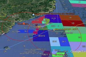 Các dự án của PVEP phòng tránh bão số 9 an toàn