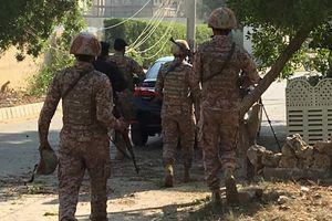 Tấn công lãnh sự quán Trung Quốc tại Pakistan, 6 người thương vong