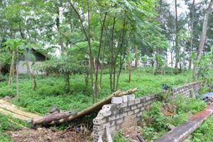 Kỷ luật nhiều cán bộ liên quan tới sai phạm về đất đai ở Sầm Sơn