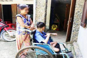 Người phụ nữ bị bại liệt, ngồi xe lăn bất ngờ có thai