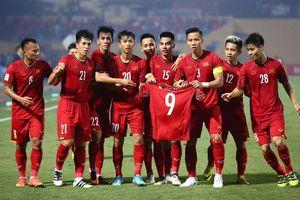 Thắng Campuchia 3-0 trên sân Hàng Đẫy, tuyển Việt Nam vào bán kết AFF Cup