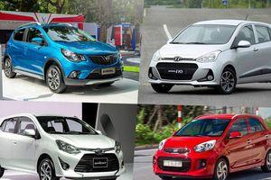 VinFast Fadil 'nóng bỏng' nhưng vẫn đắt hơn xe nội địa Malaysia và Indonesia