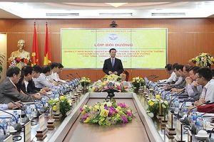 Bộ trưởng Bộ TT&TT Nguyễn Mạnh Hùng: Muốn thay đổi, phải bắt đầu từ người đứng đầu