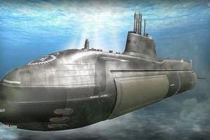 Siêu tàu ngầm hạt nhân mang tên lửa Tomahawk lại tiến sát Syria