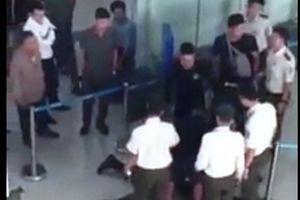 Thanh Hóa: Nhóm thanh niên lao vào hành hung nữ nhân viên Sân bay Thọ Xuân