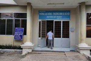 Kiên Giang: Khởi tố 2 cán bộ huyện vì tham ô tài sản