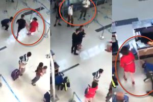 Côn đồ đánh nữ nhân viên Vietjet, lực lượng an ninh sân bay Thọ Xuân bị chê trách