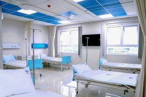 Cận cảnh bệnh viện sản nhi theo mô hình khách sạn ở Phú Thọ