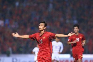 Những hình ảnh đáng nhớ trong trận Việt Nam thắng Campuchia 3-0
