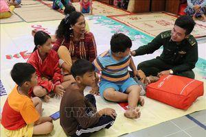 TP Hồ Chí Minh: Ứng phó bão số 9, túc trực ở hơn 40 trạm bơm để xứ lý chống ngập