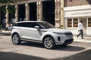 'Xế đỏm' Range Rover Evoque 2019: 'Tiểu' Velar xuất hiện