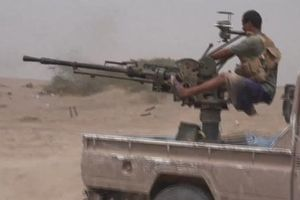 Liên minh Ả rập Xê út tiến công vào thành phố cảng, Houthi xuyên biên giới phục kích kẻ thù