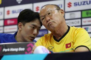Tuyển Việt Nam mắc sai sót khó tin tại AFF Cup 2018