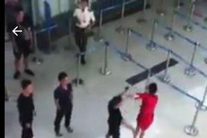 Cấm bay 3 côn đồ đánh nhân viên hàng không tại Thọ Xuân