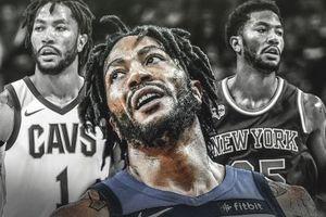 Wolves đè bẹp Brooklyn Nets, Derrick Rose được 'bại tướng' ca ngợi hết lời
