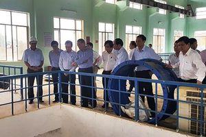 Bí thư Đà Nẵng Trương Quang Nghĩa: Cần đầu tư ngay nhà máy nước Hòa Liên