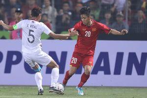 Trực tiếp Việt Nam - Campuchia: Tiến Linh - Quang Hải ghi bàn trong 2 phút liên tiếp