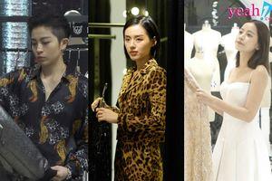 Chi Pu, Gil Lê 'tái hợp' trong sự kiện thời trang hoành tráng quy tụ dàn người đẹp nổi tiếng của NTK Chung Thanh Phong