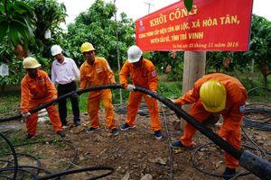 Trà Vinh: 'Ốc đảo' cuối cùng có điện lưới quốc gia