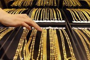 Giá vàng ngày 24/11: Vàng thế giới giảm nhẹ