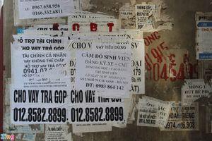 Khuyến cáo người dân cảnh giác, không vay tiền từ các số điện thoại quảng cáo