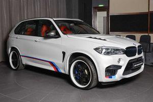 Ngắm BMW X5 M-Series phiên bản Abu Dhabi độ hết đồ chơi