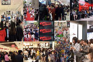 Sài Gòn ngày Black Friday