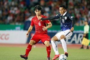 Việt Nam - Campuchia: Chiến thắng để giành ngôi nhất bảng
