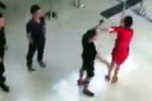 Thông tin chính thức vụ nhân viên Cảng hàng không Thọ Xuân bị hành khách hành hung
