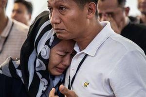 Tiết lộ những giây cuối cùng của vụ rơi máy bay kinh hoàng tại Indonesia