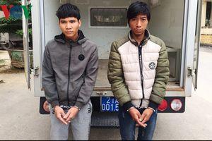 Kế hoạch cướp tài sản táo tợn của hai con nghiện ở Đèo Ách