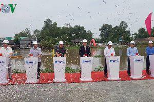 Bạc Liêu đầu tư 400 tỷ đồng xây dựng cống âu thuyền Ninh Quới