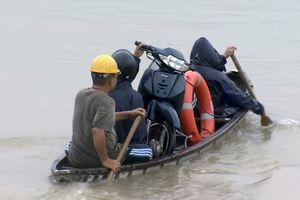 Ảnh hưởng của bão số 9 gây mưa lớn và ngập cục bộ ở Phú Yên