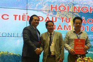Gia Lai: Trao chứng nhận đầu tư cho dự án điện gió đầu tiên