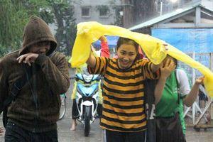 Tránh bão Usagi, học sinh TP.HCM nghỉ học từ 12 giờ trưa nay