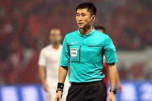 Trọng tài Trung Quốc bắt trận Việt Nam vs Campuchia
