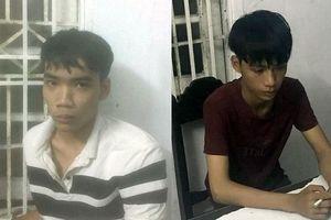 Tóm gọn 2 kẻ cướp tài sản của du khách ở Đà Nẵng
