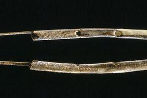 Dụng cụ âm nhạc cổ xưa nhất thế giới