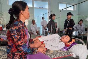 Học sinh bị cô giáo phạt tát 231 cái đã được ra viện và đi học trở lại