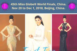 Học trò của Hoa hậu Kỳ Duyên được mời thi sắc đẹp quốc tế