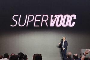 Những cơ chế giúp sạc Super VOOC nhanh và an toàn