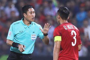 Trọng tài có thể rút nhiều thẻ hơn cho Việt Nam và Campuchia