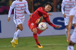 HLV Darby: 'Quang Hải được sinh ra để đá vị trí số 10'